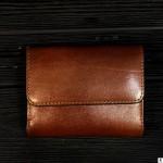 Кошелёк женский Glamorta B019-703 коричневый