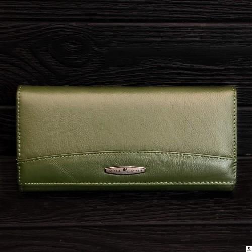 Кошелёк женский Kochi K806 H09 зелёный