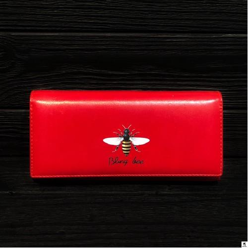 Кошелёк женский Tailian T806-013 красный