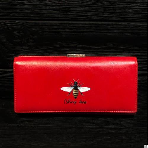 Кошелёк женский Tailian T8707-004 красный
