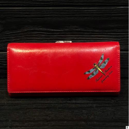 Кошелек женский Tailian T8707-002 красный