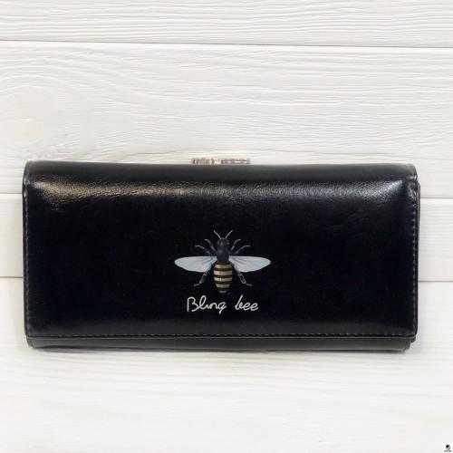 Кошелёк женский Tailian T8707-004 чёрный